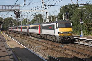 90014 at Ipswich