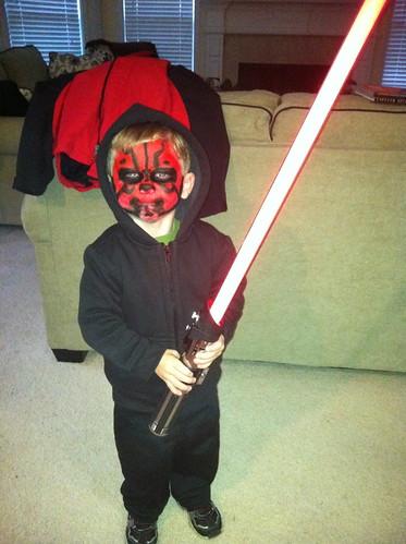 Logan Halloween 2012
