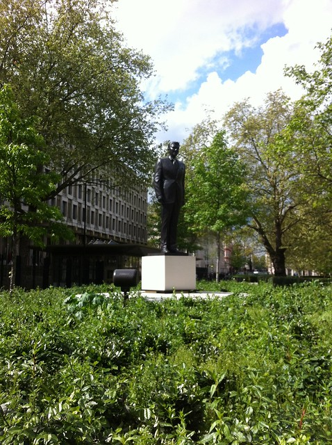 JFK Memorial - US Consulate, London