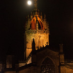 St. Giles Cathedral at Night - Edinburgh, Scotland