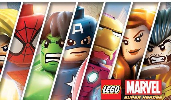 Warner Bros. Interactive Entertainment Announces LEGO Marvel Super Heroes