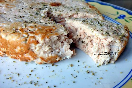 Medaglioni di tonno e salmone
