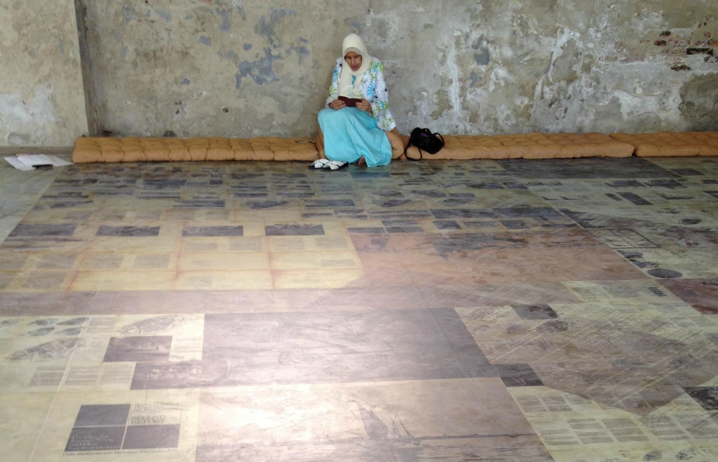Kuwait - Biennale 2012