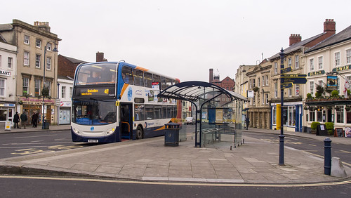 Stagecoach 15650 at Devizes on route 49