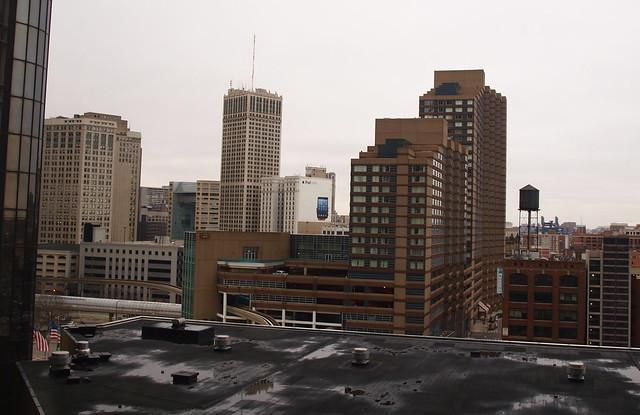 Hello Detroit!