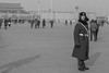 Tiananmen Square Guard by jnthomasphotography