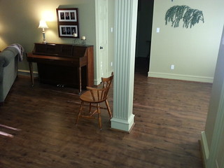 Lawson Laminate Floors installation