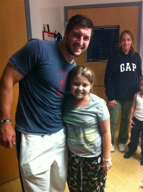 Tim Tebow In Sportiqe For Jockey Collection