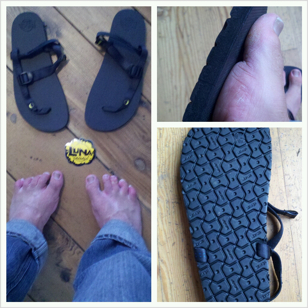Luna sandals mono review