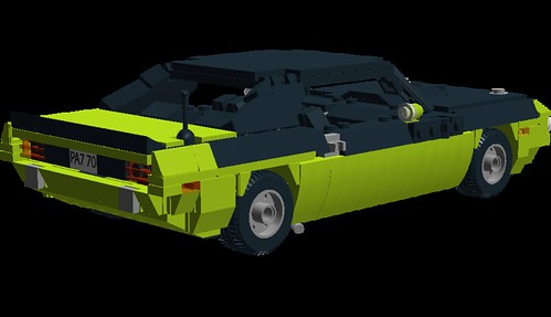 Plymouth AAR Cuda 3