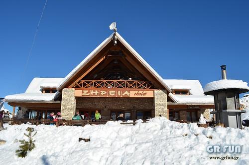 Κορινθία - Τρίκαλα - Χιονοδρομικό Κέντρο