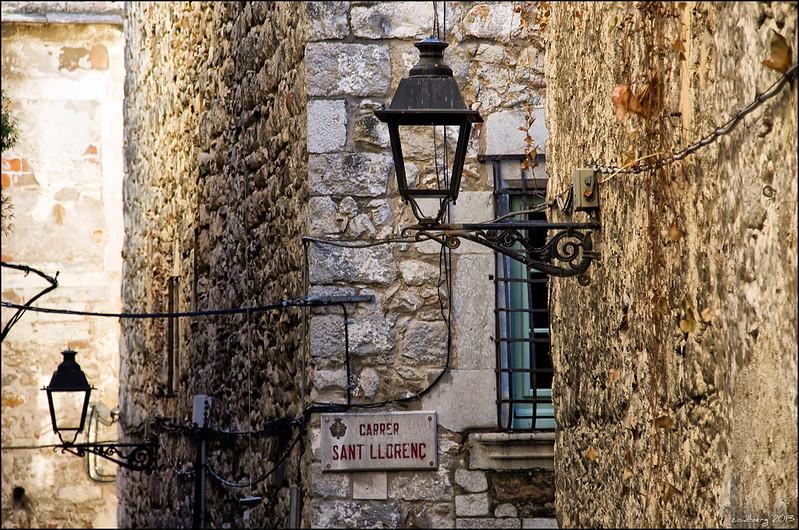 Carrer Sant Llorenç