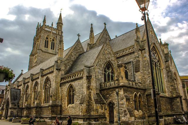 St Thomas' Church, Isla de Wight