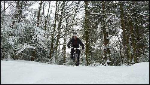 the snowmageddon ride by rOcKeTdOgUk