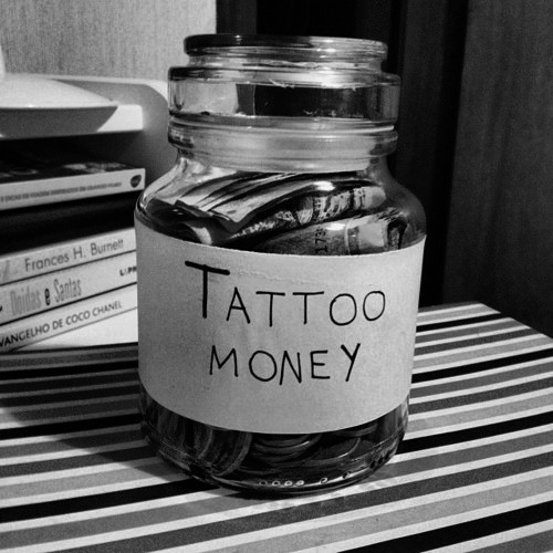tatoo money