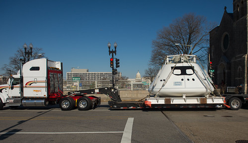 Inaugural Float Move (201301200003HQ) by nasa hq photo
