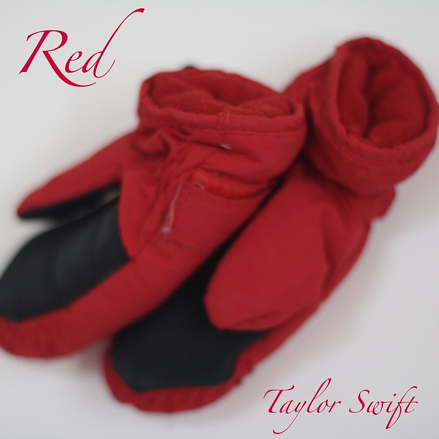 Red. Taylor Swift.