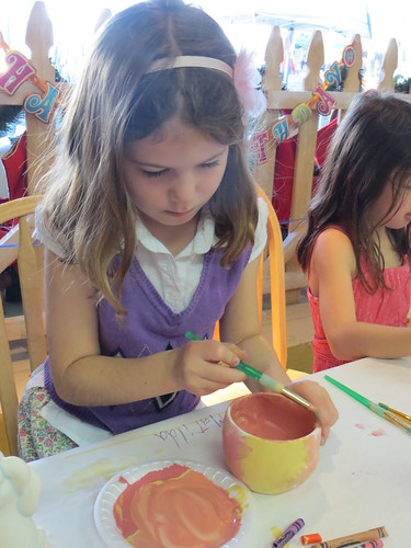 Pottery Party 1-20-13