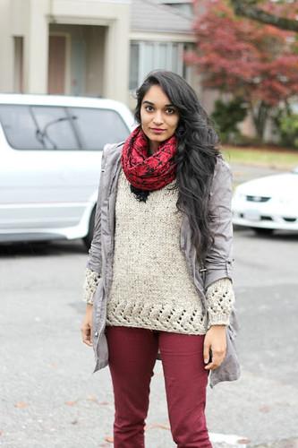 6e8cda04a5 shop spotlight  warm wool chunky knitted sweater
