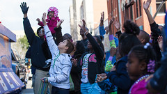 The 2013 Krewe of Harambee MLK Day Mardi Gras Parade
