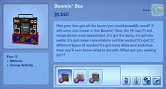 Boomin' Box