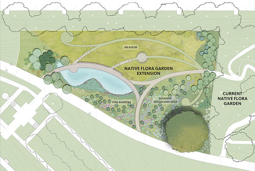 Native Flora Garden Expansion at BBG