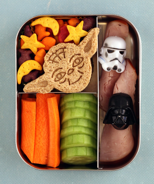 Preschool Star Wars Bento #388