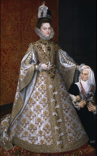 Infanta Isabella Clara Eugenia