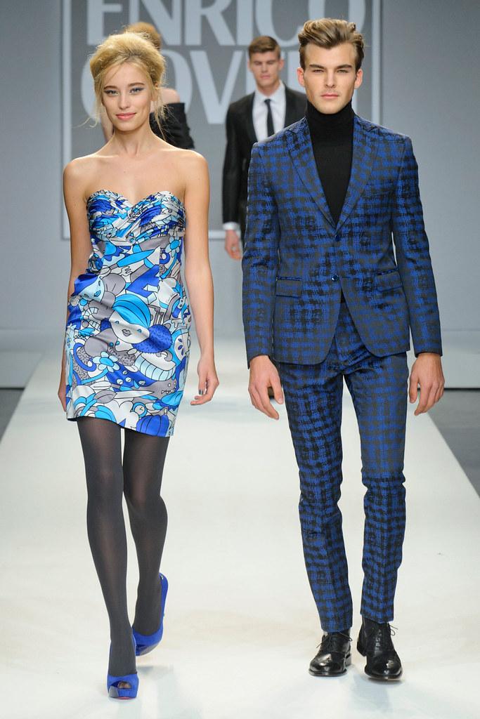 FW13 Milan Enrico Coveri034_Patrick Kafka(fashionising.com)