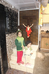 Two Street Photographers And Jesus by firoze shakir photographerno1