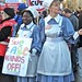 "Old-school nurses say, ""Save A&E. Hands Off"""