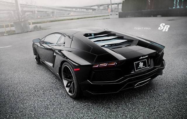 Lamborghini Aventador Project Verus