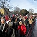Save Lewisham Hospital: the march reaches Catford