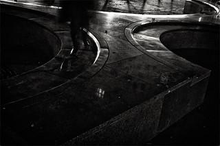 léptek az ívekben // footsteps in arcs