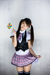 [フリー画像素材] 人物, 女性 - アジア, 台湾人 ID:201302271400
