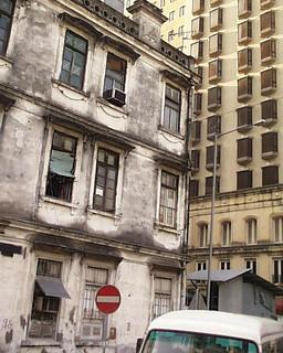 Old buildings, Jordan 佐敦