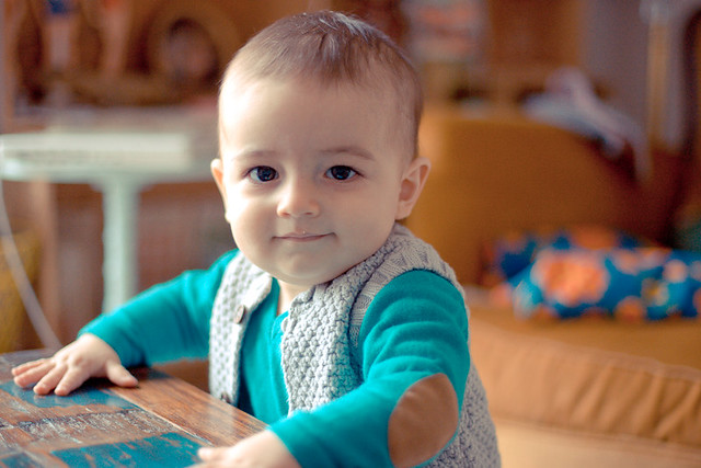 bébé 11 mois