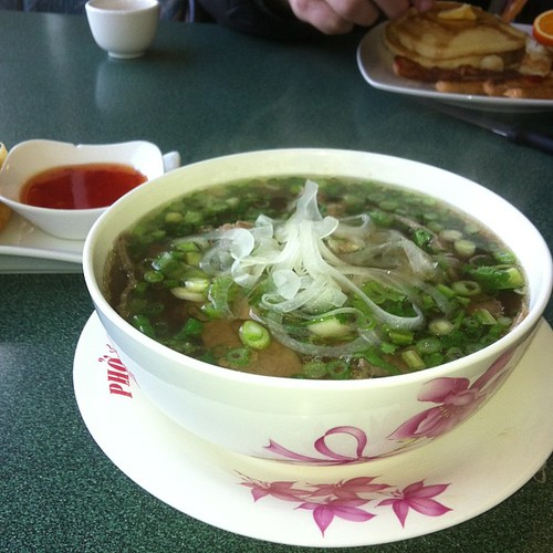 Pho King #yegfood by raise my voice