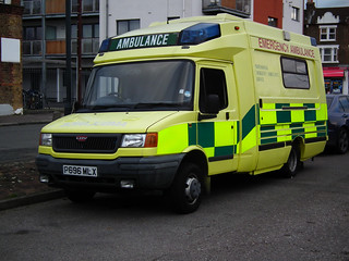 LDV Emergency Ambulance