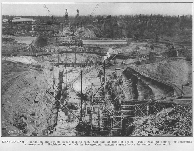 Report 1913 Dam Early Construction