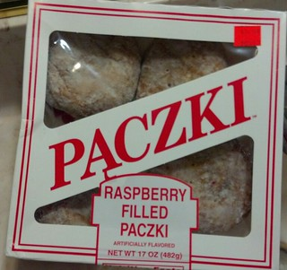 Polish paczki