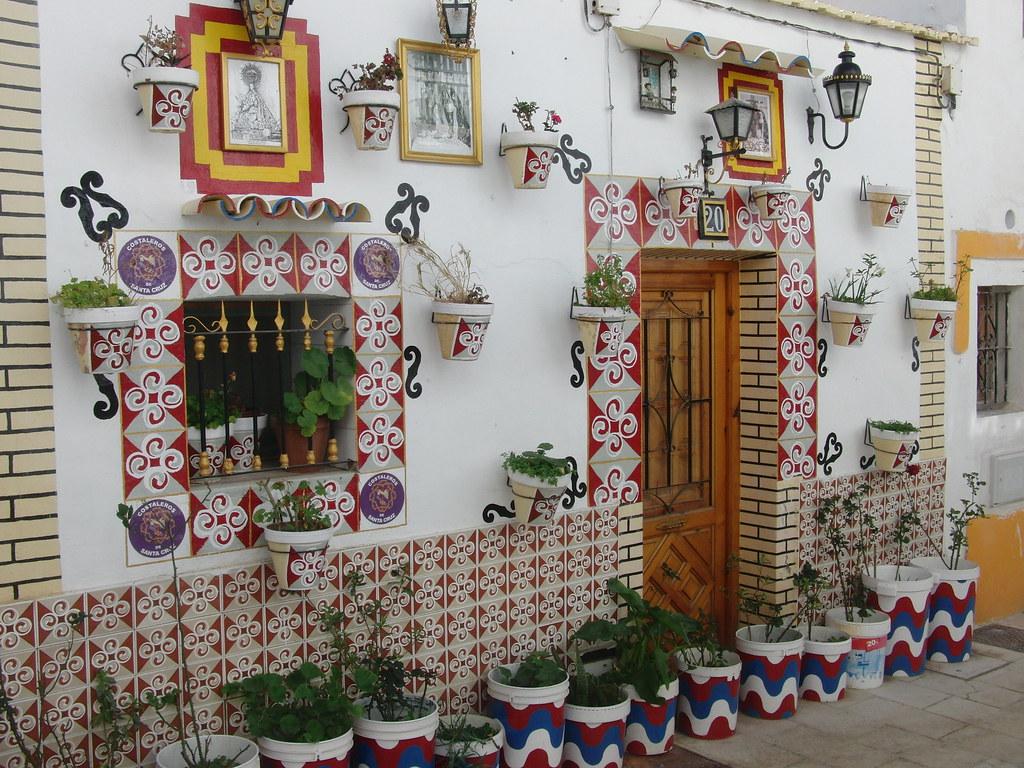barrio santa cruz sevilla
