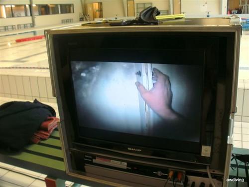 Onderwater videoinspectie
