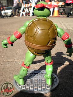 TEENAGE MUTANT NINJA TURTLES - CLASSIC COLLECTION :: RAPHAEL x (( 2012 ))