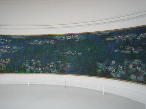 Les Nymphéas (2), Claude Monet, Musée de l'Orangerie, Paris