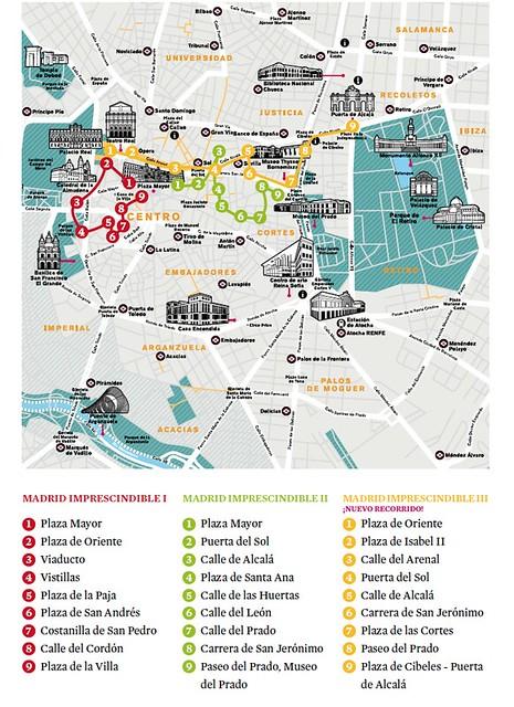 Walking tour Es Madrid