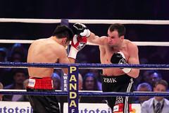 Ausreichende Creatin-Versorung im Boxsport
