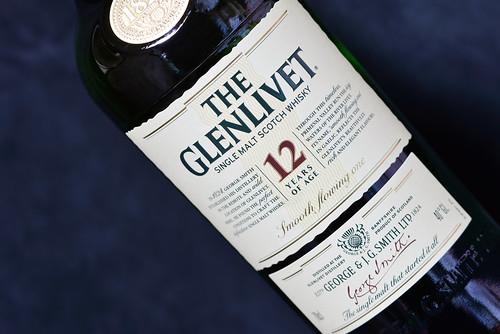 THE GLENLIVET 12Y