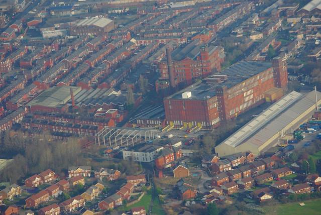 Swan Lane Mills, Bolton