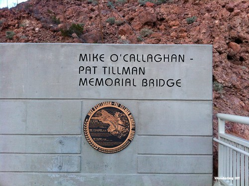 Mike O'Callaghan - Pat Tillman Memorial Bridge